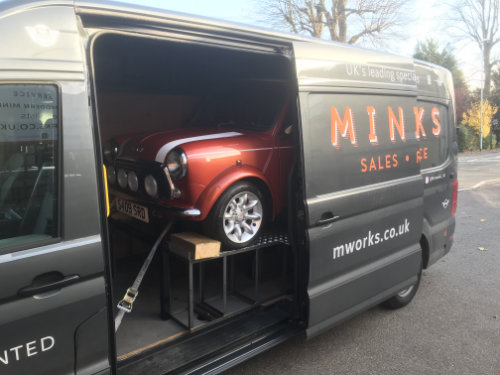 Miniworks - Classic Minis Wanted